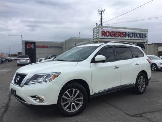 Used 2015 Nissan Pathfinder SL 4WD - 7 PASS - NAVI - FULL CAMERA for sale in Oakville, ON