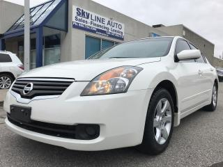 Used 2009 Nissan Altima ALLOY WHEELS|HEATED SEATS|BOSE AUDIO SYSTEM|CERTIFIED for sale in Concord, ON