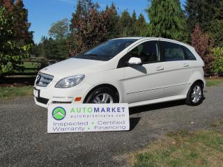 Used 2009 Mercedes-Benz B200 B200, Moon, B/Tooth, Insp, Warr for sale in Surrey, BC