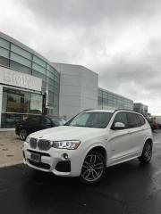 Used 2016 BMW X3 xDrive28i M SPORT | AWD | NAV | SUNROOF for sale in Oakville, ON