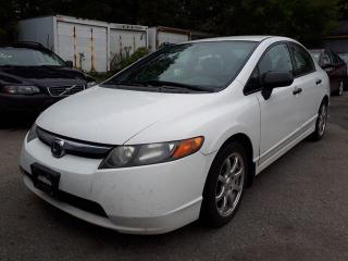 Used 2008 Honda Civic DX-G-CERTIFIED for sale in Scarborough, ON