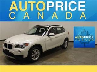 Used 2014 BMW X1 NAVIGATION PANOROOF XENON for sale in Mississauga, ON