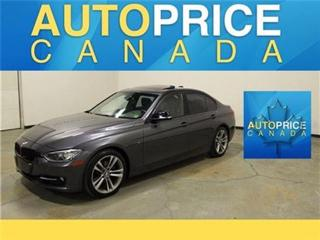 Used 2013 BMW 328xi SPORT PKG NAVIGATION XENON for sale in Mississauga, ON