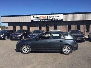 Used 2008 Mazda MAZDA3 GS *Ltd Avail* for sale in Gloucester, ON