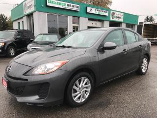 Used 2012 Mazda MAZDA3 GX for sale in Waterloo, ON