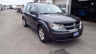 Used 2014 Dodge Journey Canada Value Pkg for sale in Brampton, ON