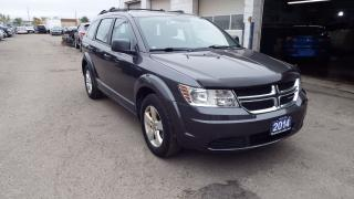 Used 2014 Dodge Journey Canada Value Pkg/AUTO/ALLOY/7 SEATER/$$11999 for sale in Brampton, ON
