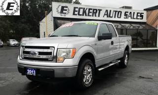 Used 2013 Ford F-150 XLT EXTENDED CAB 4X4 for sale in Barrie, ON