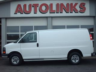 Used 2015 GMC Savana 3/4 Ton Cargo Van for sale in St Catharines, ON