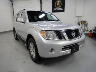 Used 2009 Nissan Pathfinder SE MODEL-BACK UP CAM,7 PASS,4X4,SUNROOF for sale in North York, ON