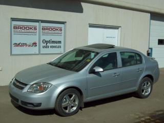 Used 2008 Chevrolet Cobalt LT Sedan for sale in Brooks, AB