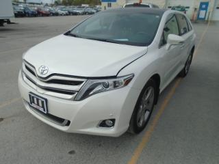 Used 2014 Toyota Venza for sale in Innisfil, ON