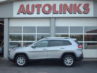 Used 2015 Jeep Cherokee North for sale in St Catharines, ON