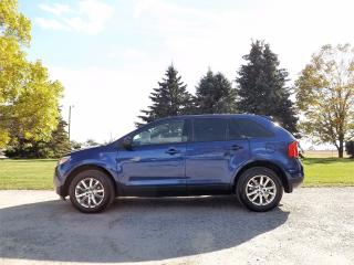 Used 2013 Ford Edge SEL AWD for sale in Thornton, ON