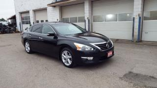 Used 2014 Nissan Altima 2.5 SL/NAVI/BACKUP CAMERA/IMMACULATE $13900 for sale in Brampton, ON