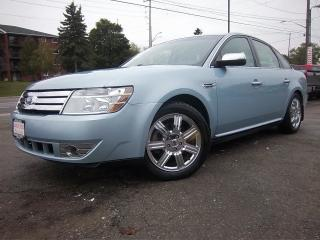 Used 2008 Ford Taurus LIMITED for sale in Whitby, ON