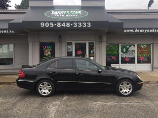 Used 2003 Mercedes-Benz E500 5.0L for sale in Mississauga, ON