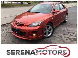Used 2005 Mazda MAZDA3 Sport GT | ONE OWNER | NO ACCIDENTS for sale in Mississauga, ON