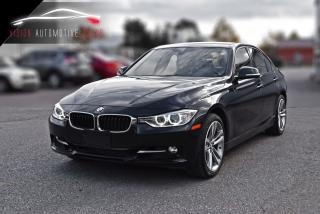 Used 2013 BMW 328xi Sedan 328i xDrive| NAVIGATION| BACKUP CAM| for sale in North York, ON