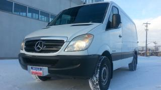 Used 2008 Dodge Sprinter 2500, DIESEL, 3.0 V6, 144