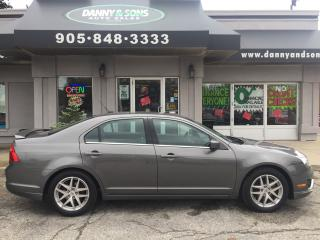 Used 2011 Ford Fusion SEL for sale in Mississauga, ON