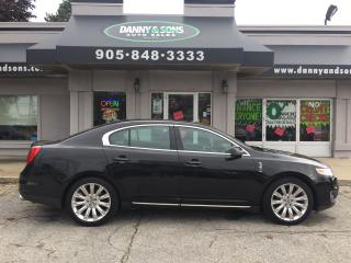 Used 2011 Lincoln MKS for sale in Mississauga, ON