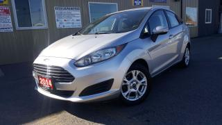 Used 2014 Ford Fiesta SE--LOADED-ALLOYS-FUEL EFFICIENT for sale in Tilbury, ON