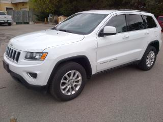 Used 2016 Jeep Grand Cherokee NOT A DAILY RENTAL/Laredo/All Weather Group for sale in Kitchener, ON