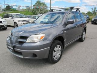 Used 2006 Mitsubishi Outlander LS AUTO for sale in Newmarket, ON