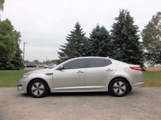 Used 2012 Kia Optima Hybrid for sale in Thornton, ON