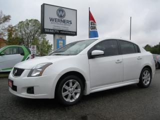 Used 2012 Nissan Sentra SR for sale in Cambridge, ON