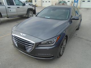 Used 2015 Hyundai Genesis for sale in Innisfil, ON