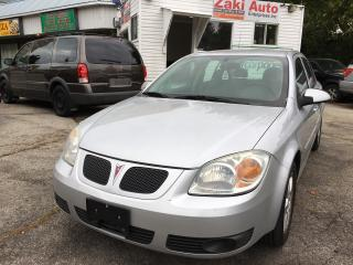 Used 2006 Pontiac Pursuit SE Safety and E Test is Included The Price. for sale in Scarborough, ON