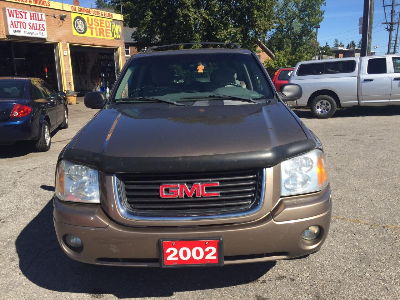 used 2002 gmc envoy sle british colombia car for sale in scarborough ontario. Black Bedroom Furniture Sets. Home Design Ideas