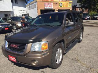 Used 2002 GMC Envoy SLE BRITISH COLOMBIA CAR for sale in Scarborough, ON