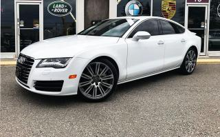 Used 2014 Audi A7 Technik|NAV|HEADSUP|360CAM|CERTIFIED for sale in North York, ON