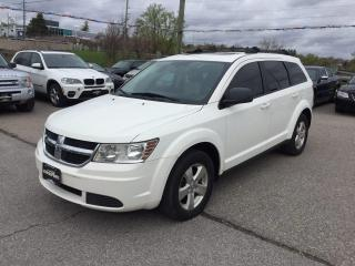Used 2009 Dodge Journey SXT 7 Passenger for sale in Newmarket, ON