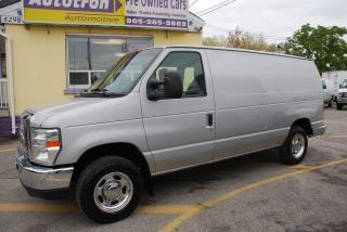 Used 2011 Ford Econoline 1/2 TO, ALLOY RIMS, WINDOWS CHROME PKG for sale in Woodbridge, ON