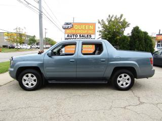 Used 2007 Honda Ridgeline EX-L | 4 Wheel Drive | Leather for sale in North York, ON