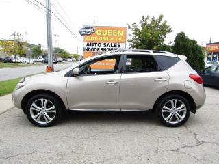 Used 2009 Nissan Murano LE | All Wheel Drive | Dual Sunroof | Reverse Cam for sale in North York, ON
