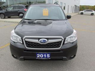 Used 2015 Subaru Forester CONVENIENCE for sale in Owen Sound, ON