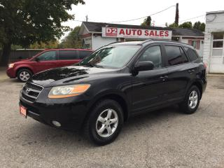 Used 2008 Hyundai Santa Fe Automatic/Accident Free/Clean SUV/Certified for sale in Scarborough, ON