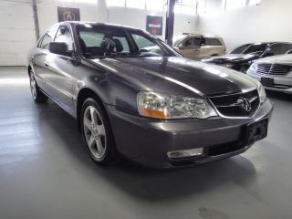 Used 2003 Acura TL TYPE S-LOADED,ZERO ACCIDENTS,BOSE SOUND,LEATHER for sale in North York, ON