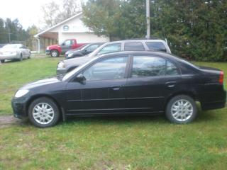 Used 2004 Honda Civic LX   AUTOMATIC