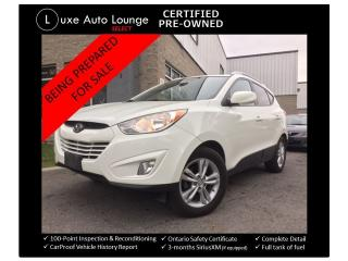 Used 2011 Hyundai Tucson GLS - AUTO, HEATED SEATS, BLUETOOTH, XM RADIO! for sale in Orleans, ON
