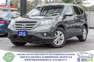 Used 2013 Honda CR-V EX AWD Sunroof BackupCam Bluetooth for sale in Caledon, ON