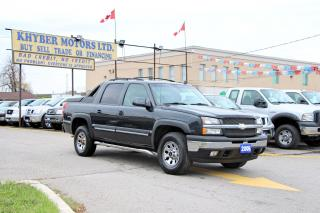 Used 2006 Chevrolet Avalanche LS for sale in Brampton, ON