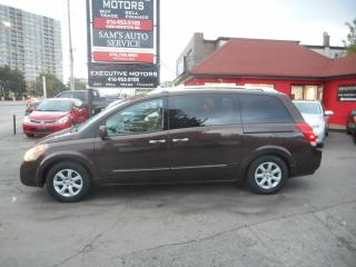 Used 2007 Nissan Quest SL LOW KM for sale in Scarborough, ON