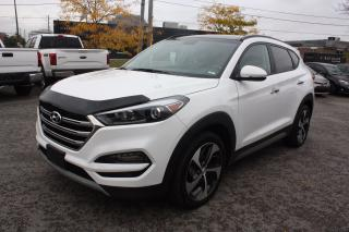 Used 2017 Hyundai Tucson LIMITED *LEATHER+PANORAMIC ROOF* for sale in North York, ON