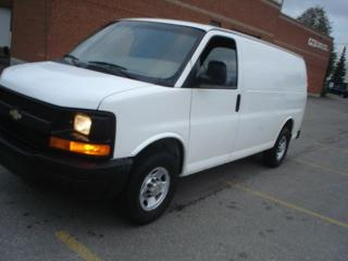 Used 2011 Chevrolet Express 2500 cargo,3/4 ton for sale in Mississauga, ON